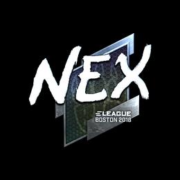 nex (Foil) | Boston 2018