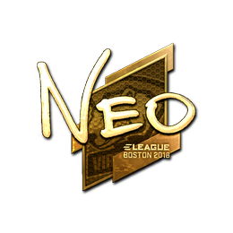 NEO (Gold) | Boston 2018