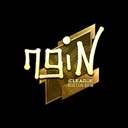 ngiN (Gold) | Boston 2018