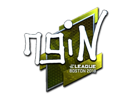 ngiN | Boston 2018