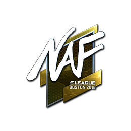 NAF (Foil) | Boston 2018