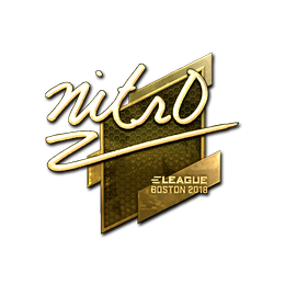 nitr0 (Gold) | Boston 2018