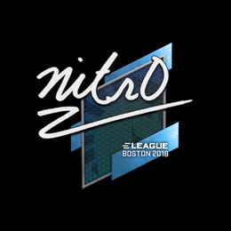 nitr0 | Boston 2018