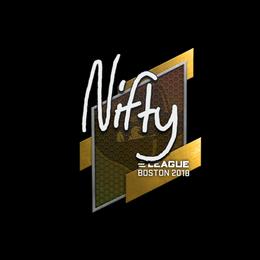 Nifty | Boston 2018