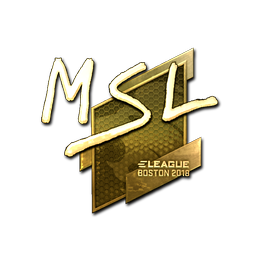 MSL (Gold) | Boston 2018