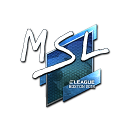 MSL (Foil) | Boston 2018
