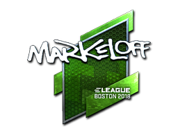 markeloff | Boston 2018
