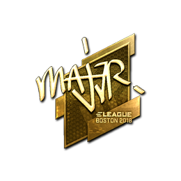 MAJ3R (Gold) | Boston 2018