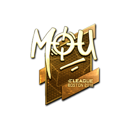 mou (Gold) | Boston 2018