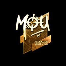 mou (Gold) | Boston 2018