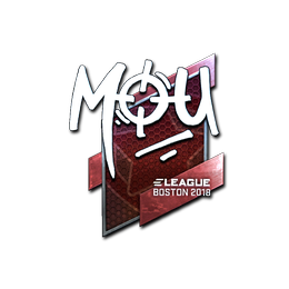 mou (Foil) | Boston 2018