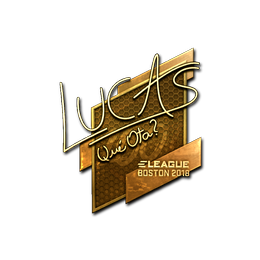 LUCAS1 (Gold) | Boston 2018