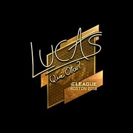 LUCAS1 (Gold) | Boston 2018