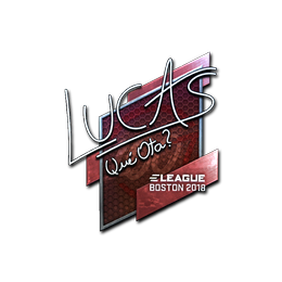LUCAS1 (Foil) | Boston 2018