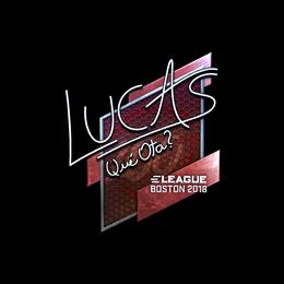 LUCAS1 (Foil) | Boston 2018