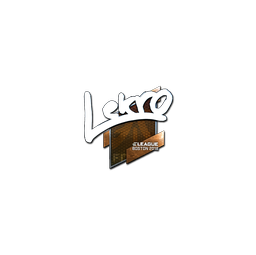 Sticker | Lekr0 (Foil) | Boston 2018
