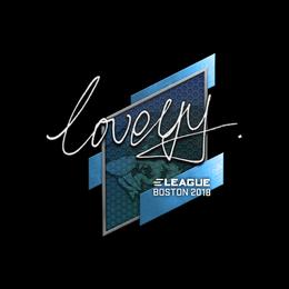 LoveYY | Boston 2018