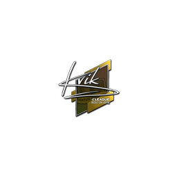 Sticker | Kvik | Boston 2018