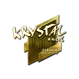 kRYSTAL (Gold) | Boston 2018