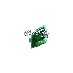 Sticker | kRYSTAL (Foil) | Boston 2018