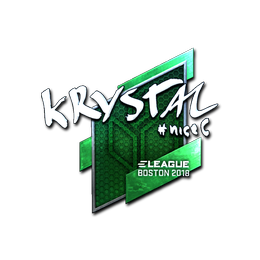 kRYSTAL (Foil) | Boston 2018