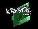 Sticker | kRYSTAL | Boston 2018