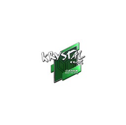 Sticker | kRYSTAL | Boston 2018