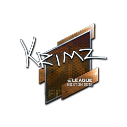 KRIMZ (Foil) | Boston 2018