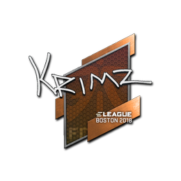 KRIMZ | Boston 2018