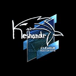 keshandr (Foil) | Boston 2018