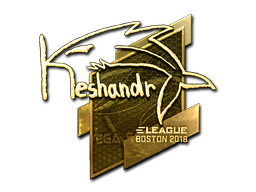 keshandr | Boston 2018