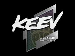 keev | Boston 2018