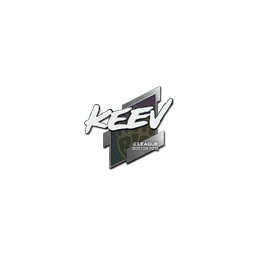 Sticker | keev | Boston 2018