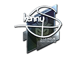 kennyS | Boston 2018