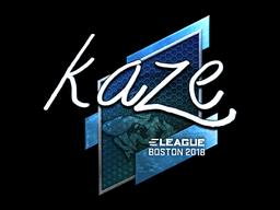 Kaze | Boston 2018