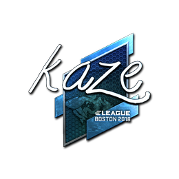 Kaze (Foil) | Boston 2018