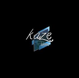 Sticker | Kaze | Boston 2018