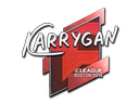Sticker | karrigan | Boston 2018