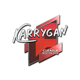 karrigan | Boston 2018