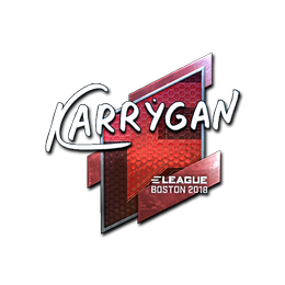 karrigan (Foil) | Boston 2018