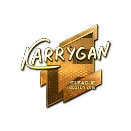 karrigan (Gold) | Boston 2018