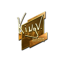 kNgV- (Gold) | Boston 2018