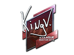 kNgV- | Boston 2018