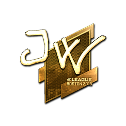 JW (Gold) | Boston 2018