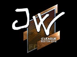 JW | Boston 2018