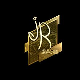 jR (Gold) | Boston 2018