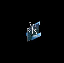 Sticker | jR | Boston 2018