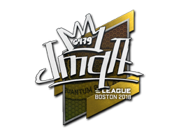 Sticker | jmqa | Boston 2018