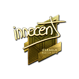 innocent (Gold) | Boston 2018