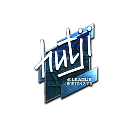 hutji (Foil) | Boston 2018